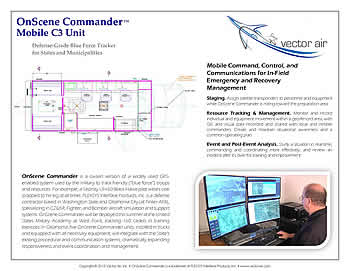 Download OnScene Commander Mobile C3 Unit Brochure